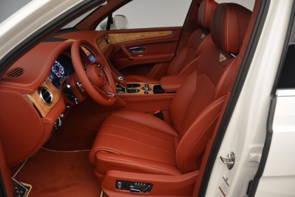 New 2018 Bentley Bentayga Onyx Edition for sale Sold at Bentley Greenwich in Greenwich CT 06830 24