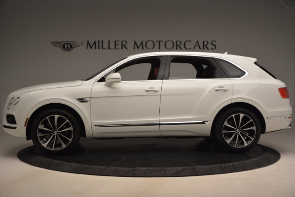 New 2018 Bentley Bentayga Onyx Edition for sale Sold at Bentley Greenwich in Greenwich CT 06830 3