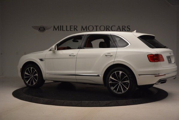 New 2018 Bentley Bentayga Onyx Edition for sale Sold at Bentley Greenwich in Greenwich CT 06830 4