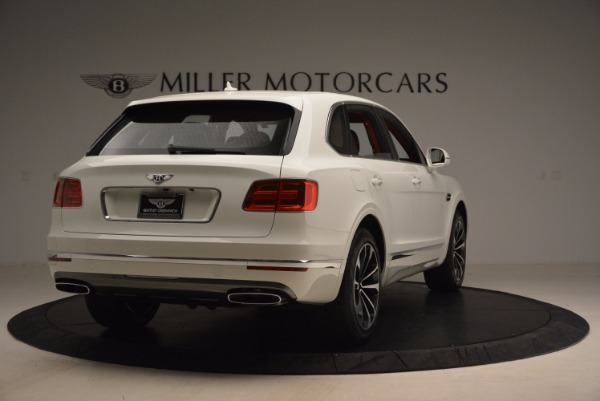 New 2018 Bentley Bentayga Onyx Edition for sale Sold at Bentley Greenwich in Greenwich CT 06830 7