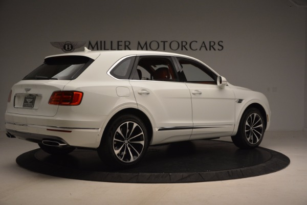 New 2018 Bentley Bentayga Onyx Edition for sale Sold at Bentley Greenwich in Greenwich CT 06830 8