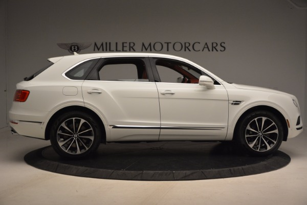 New 2018 Bentley Bentayga Onyx Edition for sale Sold at Bentley Greenwich in Greenwich CT 06830 9