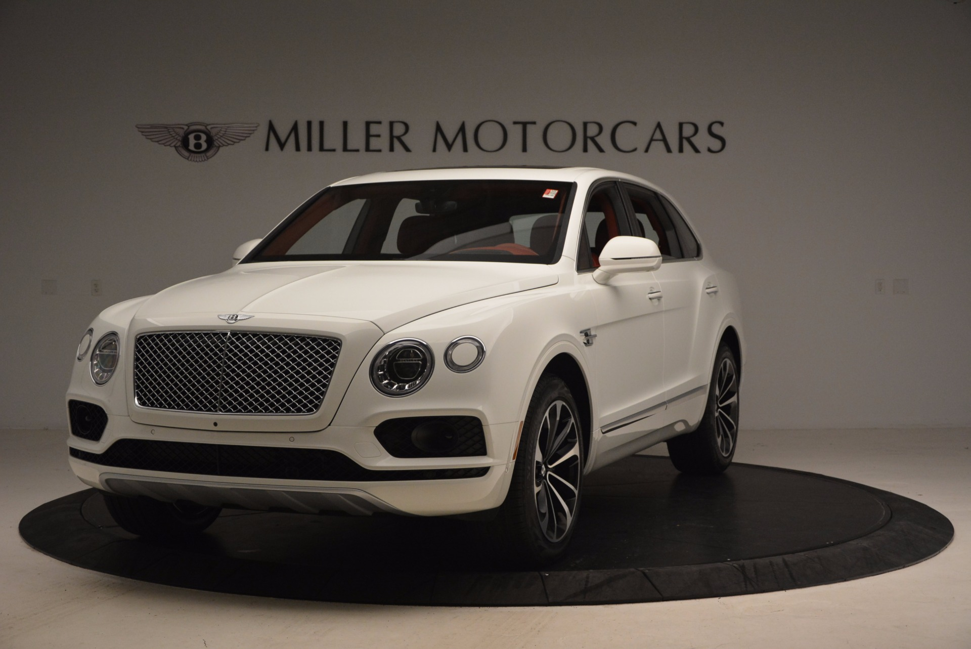 New 2018 Bentley Bentayga Onyx Edition for sale Sold at Bentley Greenwich in Greenwich CT 06830 1