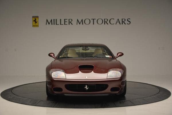 Used 2003 Ferrari 575M Maranello 6-Speed Manual for sale Sold at Bentley Greenwich in Greenwich CT 06830 12