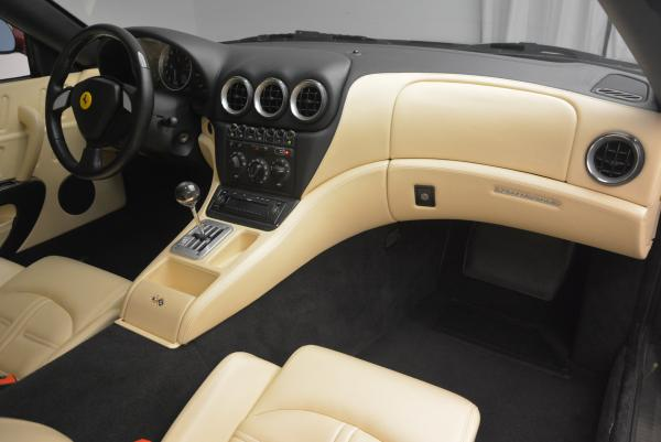 Used 2003 Ferrari 575M Maranello 6-Speed Manual for sale Sold at Bentley Greenwich in Greenwich CT 06830 17