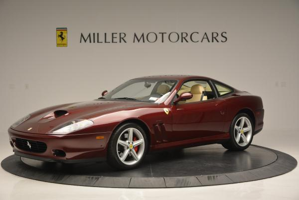 Used 2003 Ferrari 575M Maranello 6-Speed Manual for sale Sold at Bentley Greenwich in Greenwich CT 06830 2