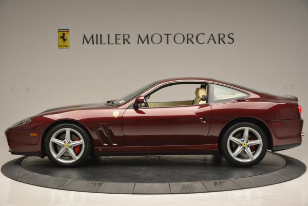 Used 2003 Ferrari 575M Maranello 6-Speed Manual for sale Sold at Bentley Greenwich in Greenwich CT 06830 3