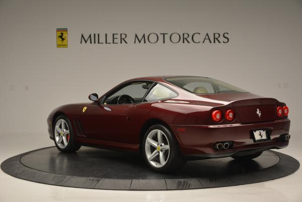 Used 2003 Ferrari 575M Maranello 6-Speed Manual for sale Sold at Bentley Greenwich in Greenwich CT 06830 5