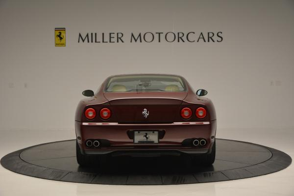 Used 2003 Ferrari 575M Maranello 6-Speed Manual for sale Sold at Bentley Greenwich in Greenwich CT 06830 6
