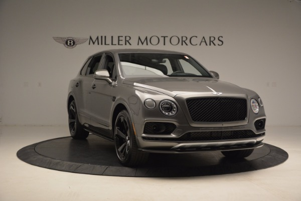 New 2018 Bentley Bentayga Black Edition for sale Sold at Bentley Greenwich in Greenwich CT 06830 13