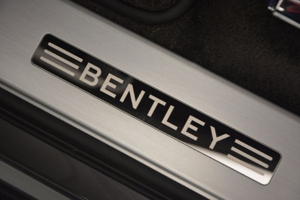 New 2018 Bentley Bentayga Black Edition for sale Sold at Bentley Greenwich in Greenwich CT 06830 23
