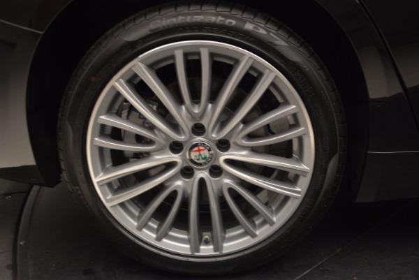 New 2017 Alfa Romeo Giulia Ti Lusso Q4 for sale Sold at Bentley Greenwich in Greenwich CT 06830 25