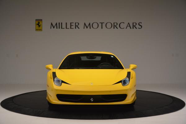 Used 2011 Ferrari 458 Italia for sale Sold at Bentley Greenwich in Greenwich CT 06830 12