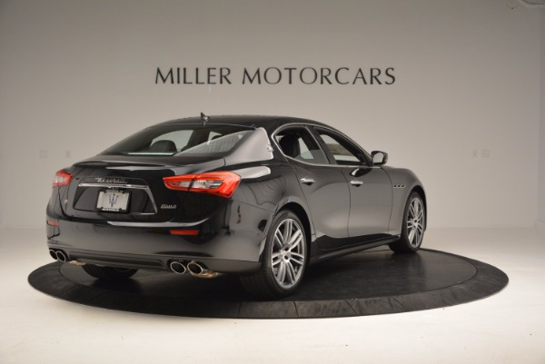 New 2017 Maserati Ghibli SQ4 for sale Sold at Bentley Greenwich in Greenwich CT 06830 7