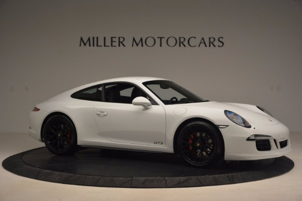 Used 2015 Porsche 911 Carrera GTS for sale Sold at Bentley Greenwich in Greenwich CT 06830 10