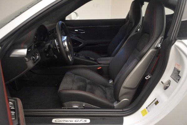 Used 2015 Porsche 911 Carrera GTS for sale Sold at Bentley Greenwich in Greenwich CT 06830 16