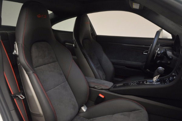 Used 2015 Porsche 911 Carrera GTS for sale Sold at Bentley Greenwich in Greenwich CT 06830 19