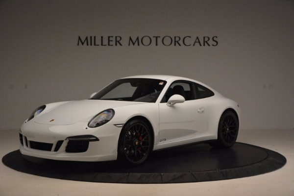 Used 2015 Porsche 911 Carrera GTS for sale Sold at Bentley Greenwich in Greenwich CT 06830 2