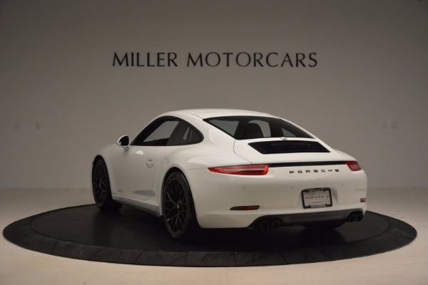 Used 2015 Porsche 911 Carrera GTS for sale Sold at Bentley Greenwich in Greenwich CT 06830 5