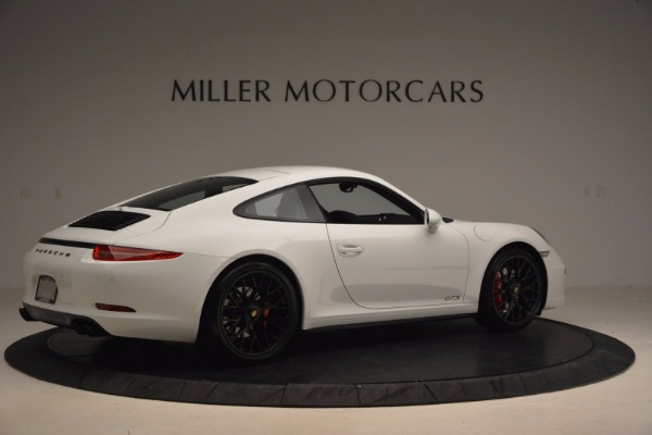 Used 2015 Porsche 911 Carrera GTS for sale Sold at Bentley Greenwich in Greenwich CT 06830 8
