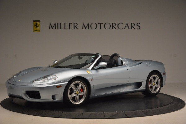 Used 2003 Ferrari 360 Spider 6-Speed Manual for sale Sold at Bentley Greenwich in Greenwich CT 06830 2