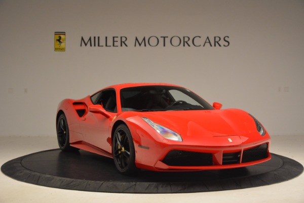 Used 2016 Ferrari 488 GTB for sale Sold at Bentley Greenwich in Greenwich CT 06830 11