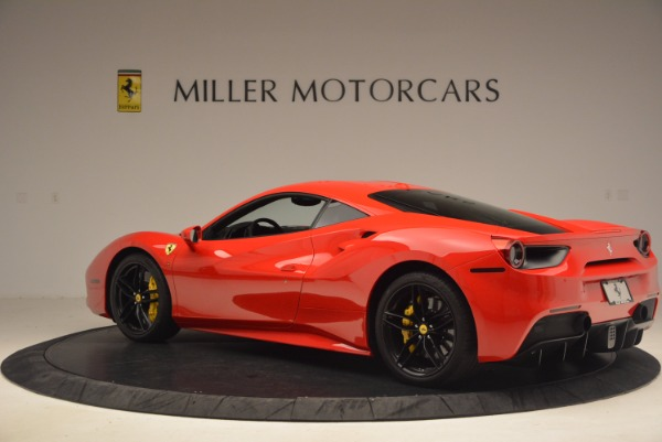 Used 2016 Ferrari 488 GTB for sale Sold at Bentley Greenwich in Greenwich CT 06830 4