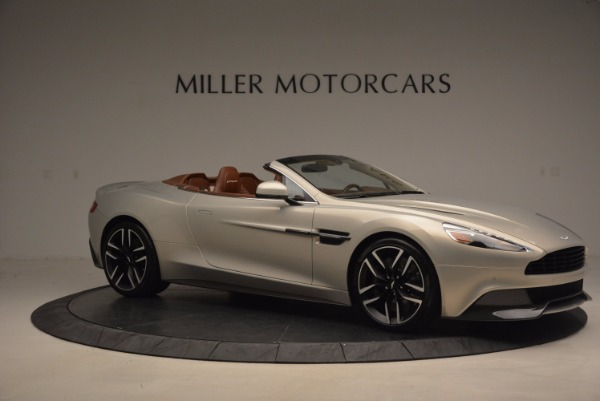 Used 2015 Aston Martin Vanquish Volante for sale Sold at Bentley Greenwich in Greenwich CT 06830 10