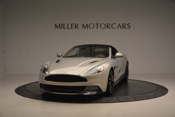Used 2015 Aston Martin Vanquish Volante for sale Sold at Bentley Greenwich in Greenwich CT 06830 13