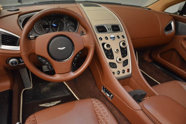 Used 2015 Aston Martin Vanquish Volante for sale Sold at Bentley Greenwich in Greenwich CT 06830 21