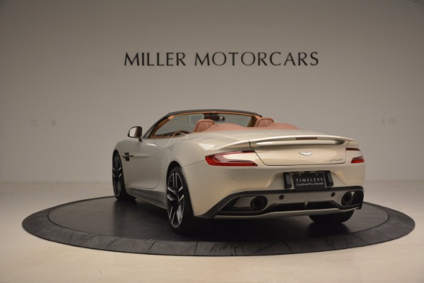 Used 2015 Aston Martin Vanquish Volante for sale Sold at Bentley Greenwich in Greenwich CT 06830 5