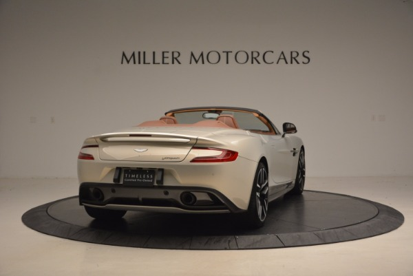 Used 2015 Aston Martin Vanquish Volante for sale Sold at Bentley Greenwich in Greenwich CT 06830 7