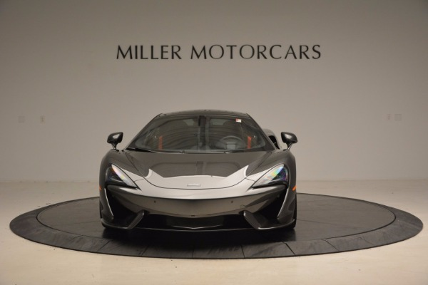New 2017 McLaren 570GT for sale Sold at Bentley Greenwich in Greenwich CT 06830 12