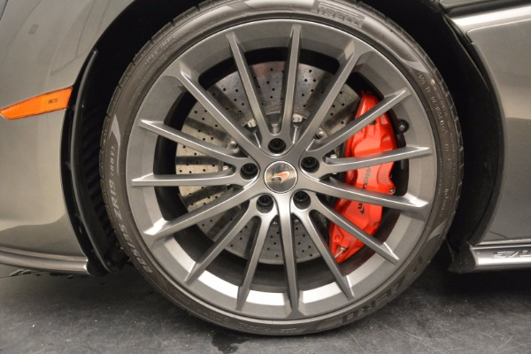 New 2017 McLaren 570GT for sale Sold at Bentley Greenwich in Greenwich CT 06830 16