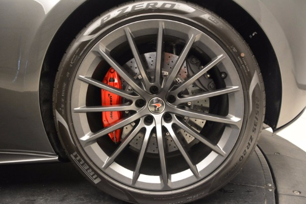 New 2017 McLaren 570GT for sale Sold at Bentley Greenwich in Greenwich CT 06830 17