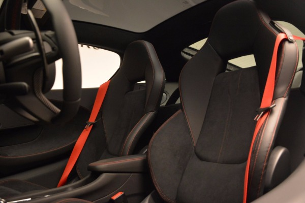 New 2017 McLaren 570GT for sale Sold at Bentley Greenwich in Greenwich CT 06830 20