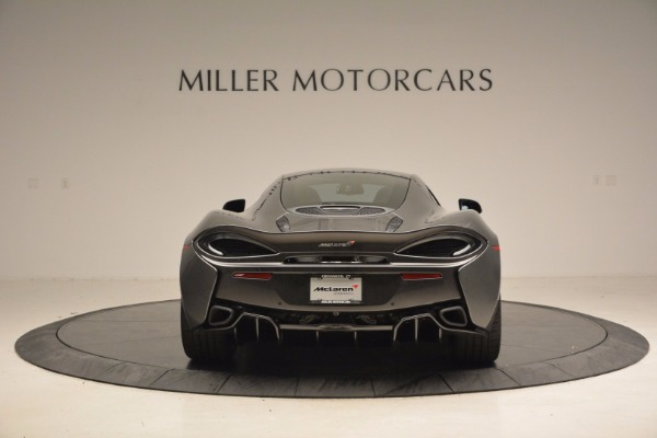 New 2017 McLaren 570GT for sale Sold at Bentley Greenwich in Greenwich CT 06830 6