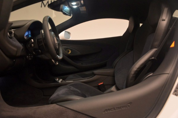 New 2017 McLaren 570S for sale Sold at Bentley Greenwich in Greenwich CT 06830 18