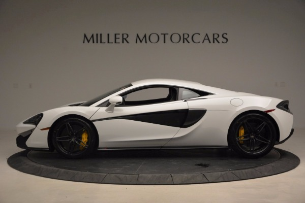 New 2017 McLaren 570S for sale Sold at Bentley Greenwich in Greenwich CT 06830 3