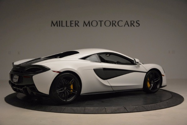 New 2017 McLaren 570S for sale Sold at Bentley Greenwich in Greenwich CT 06830 8