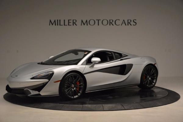 Used 2017 McLaren 570S for sale Sold at Bentley Greenwich in Greenwich CT 06830 2
