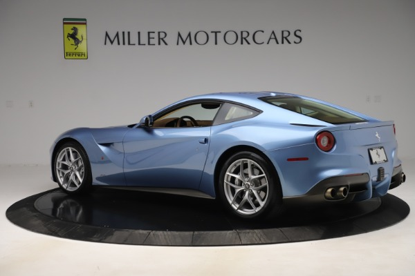 Used 2015 Ferrari F12 Berlinetta for sale Sold at Bentley Greenwich in Greenwich CT 06830 4