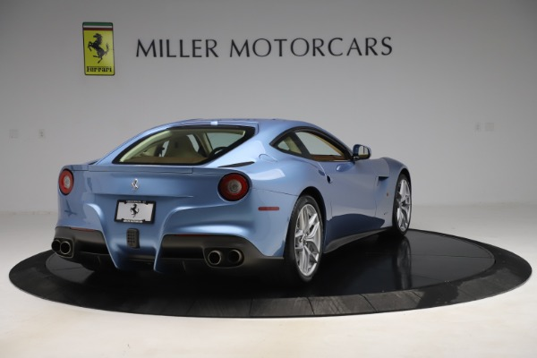 Used 2015 Ferrari F12 Berlinetta for sale Sold at Bentley Greenwich in Greenwich CT 06830 7
