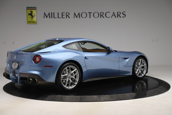 Used 2015 Ferrari F12 Berlinetta for sale Sold at Bentley Greenwich in Greenwich CT 06830 8