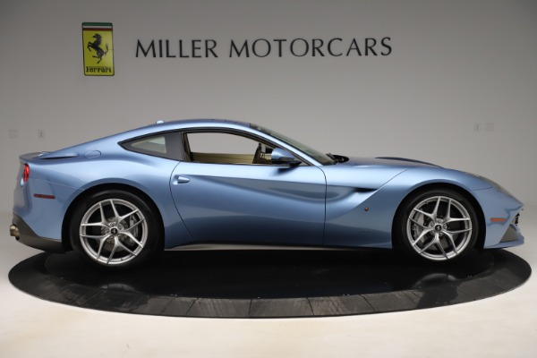 Used 2015 Ferrari F12 Berlinetta for sale Sold at Bentley Greenwich in Greenwich CT 06830 9