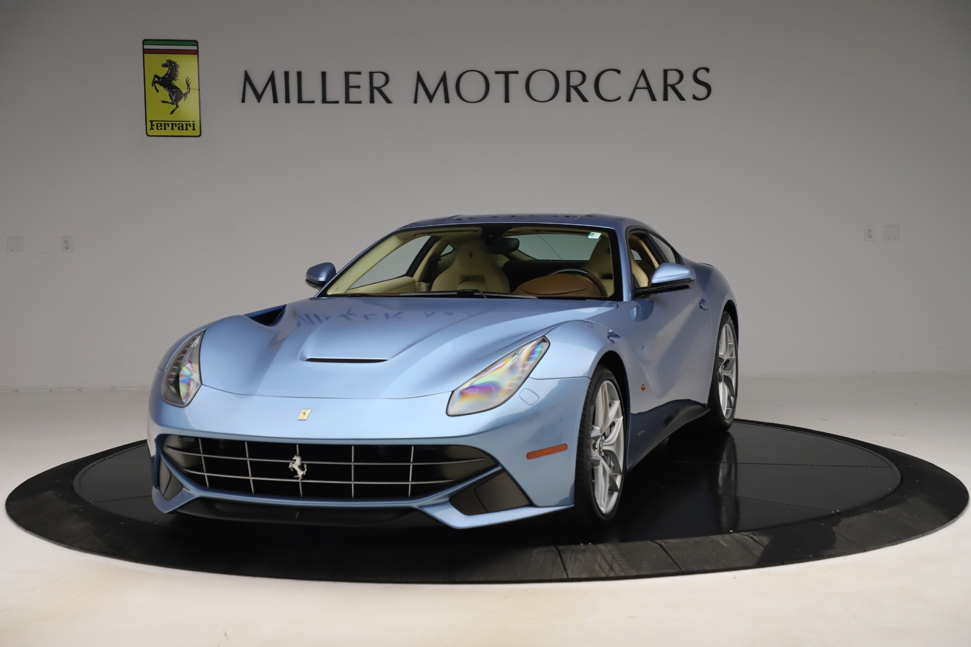 Used 2015 Ferrari F12 Berlinetta for sale Sold at Bentley Greenwich in Greenwich CT 06830 1