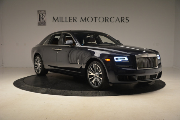 New 2018 Rolls-Royce Ghost for sale Sold at Bentley Greenwich in Greenwich CT 06830 11