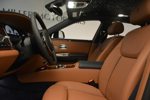 New 2018 Rolls-Royce Ghost for sale Sold at Bentley Greenwich in Greenwich CT 06830 19