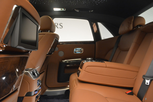 New 2018 Rolls-Royce Ghost for sale Sold at Bentley Greenwich in Greenwich CT 06830 22