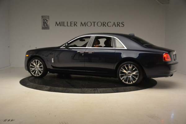 New 2018 Rolls-Royce Ghost for sale Sold at Bentley Greenwich in Greenwich CT 06830 4